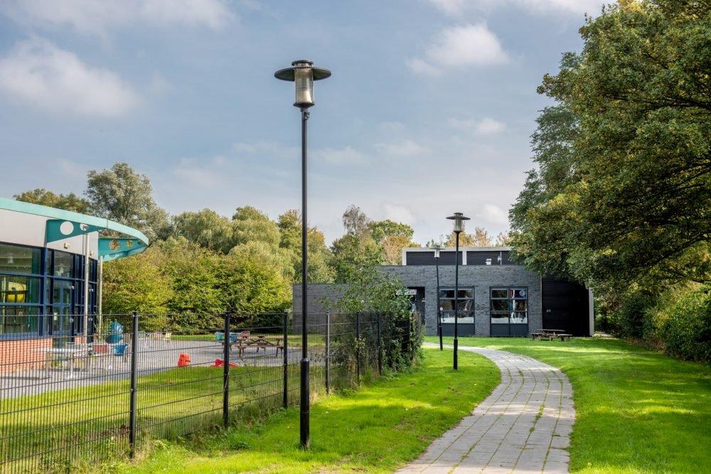 Gymzaal Burg. de Hooppark Sneek