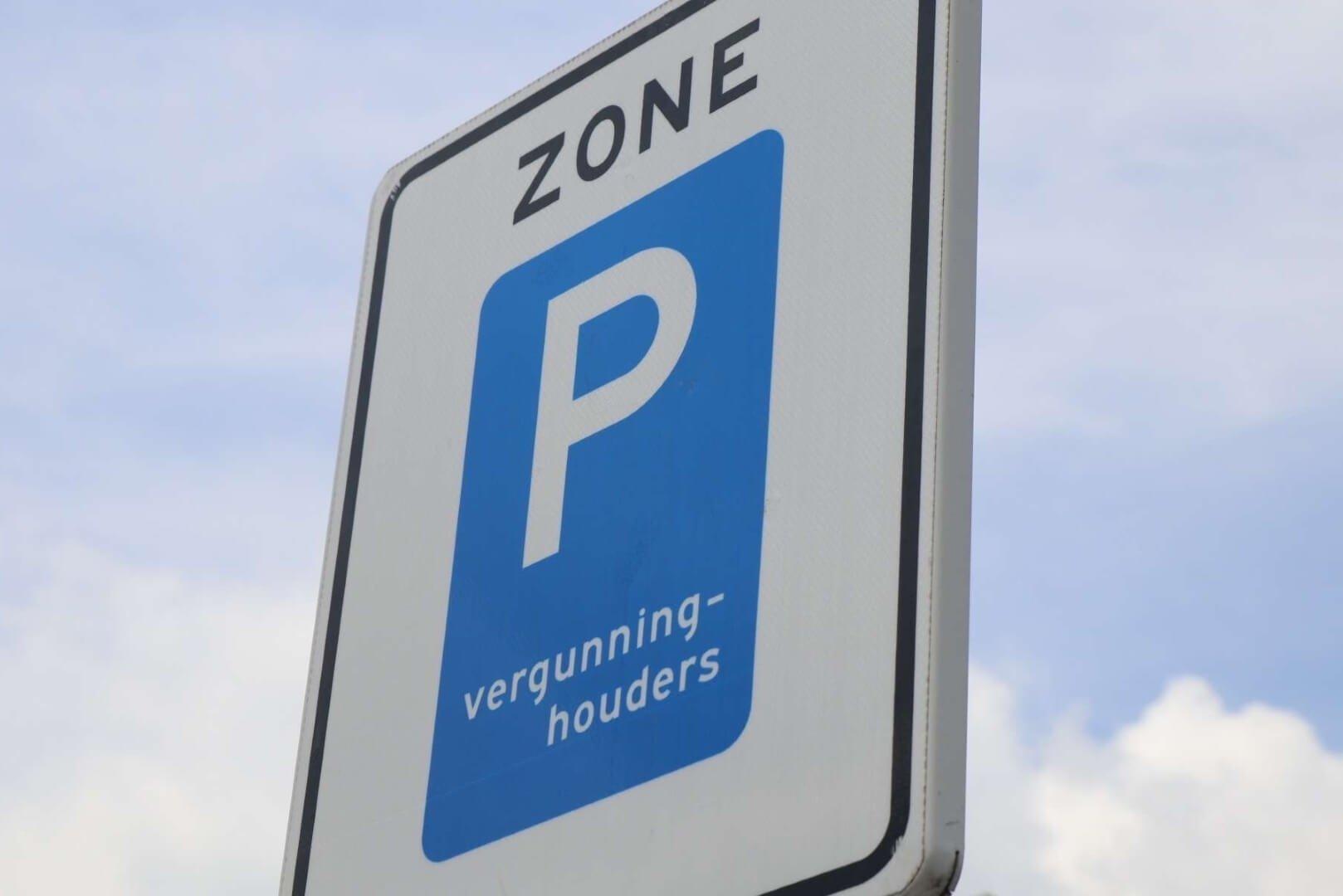 Parkeervergunning