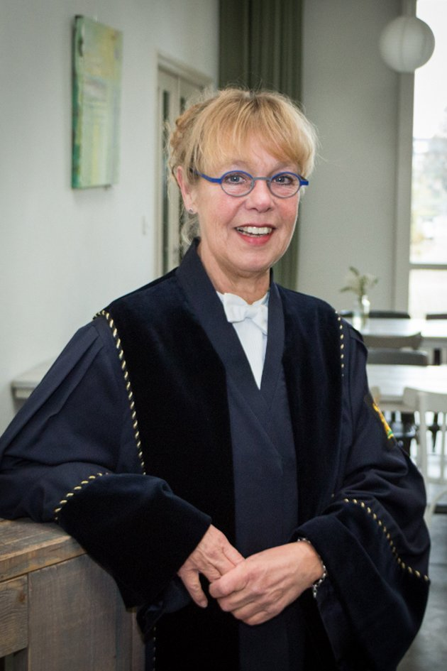 Babs Hinke Wolhuizen (toga)