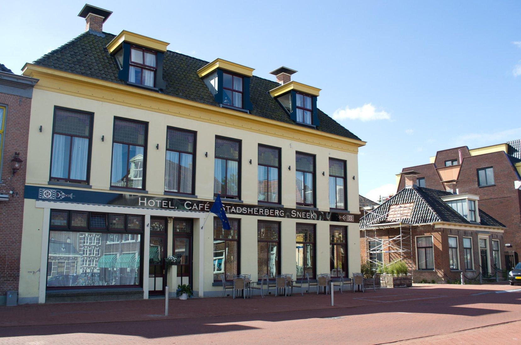 Sneek Hotel de Stadsherberg