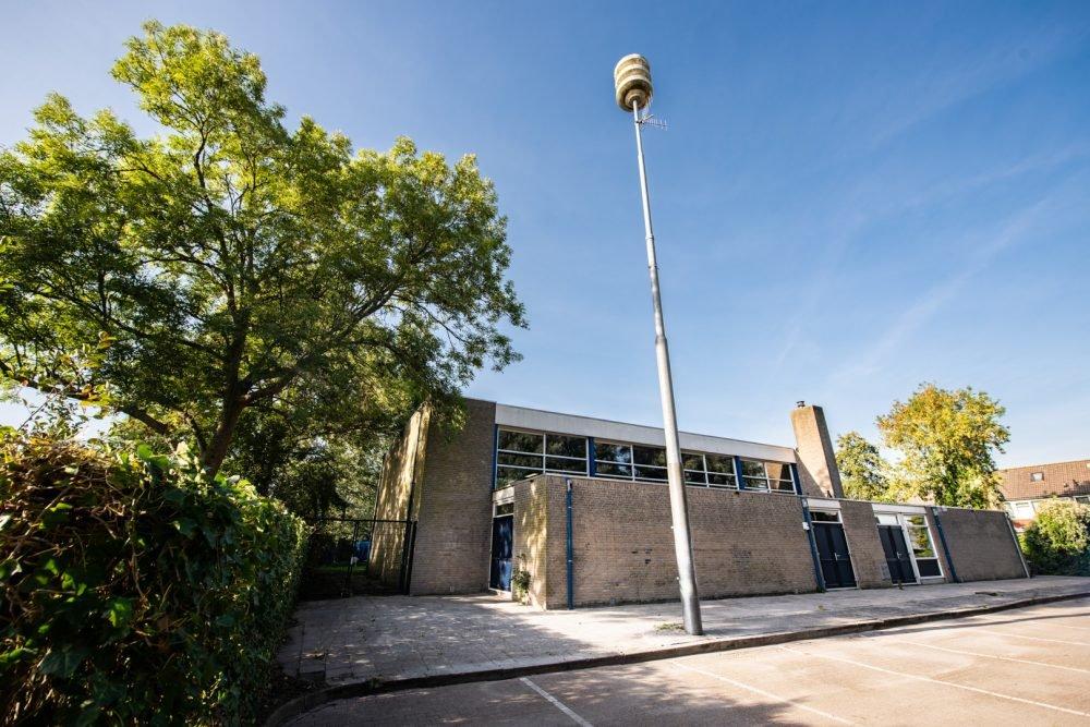 Gymzaal Witmarsum