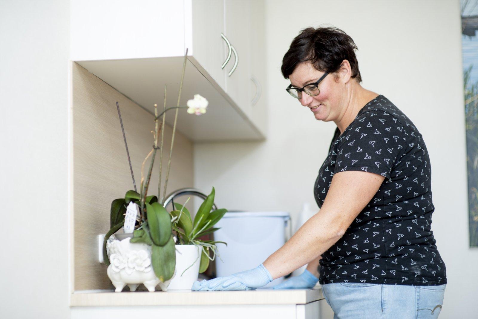 Hulp in huishouden