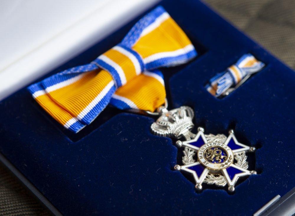 Lintje Koninklijke Onderscheiding
