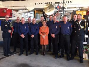Koninklijke onderscheidingen Brandweer