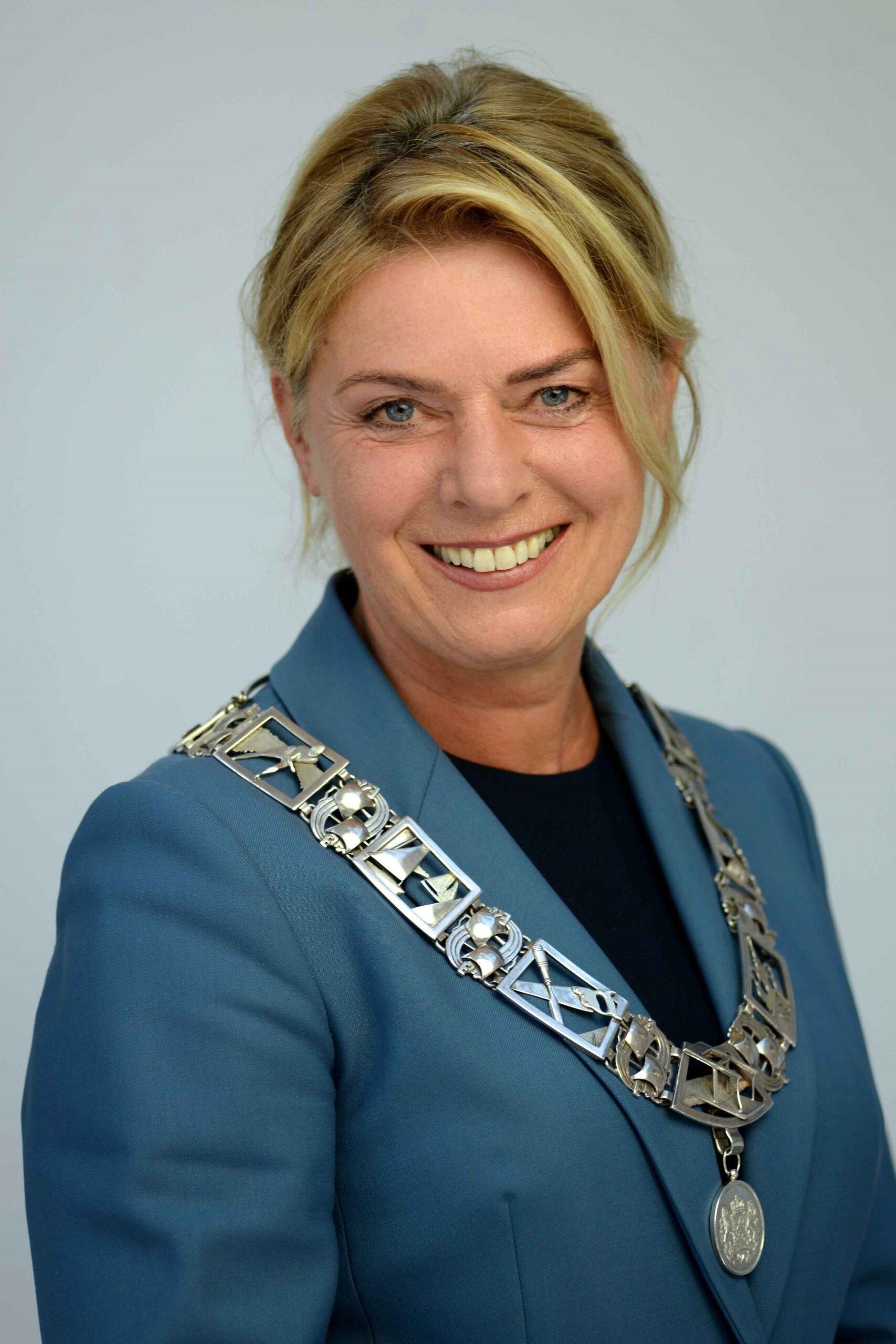 portretfoto burgemeester jannewietske de vries