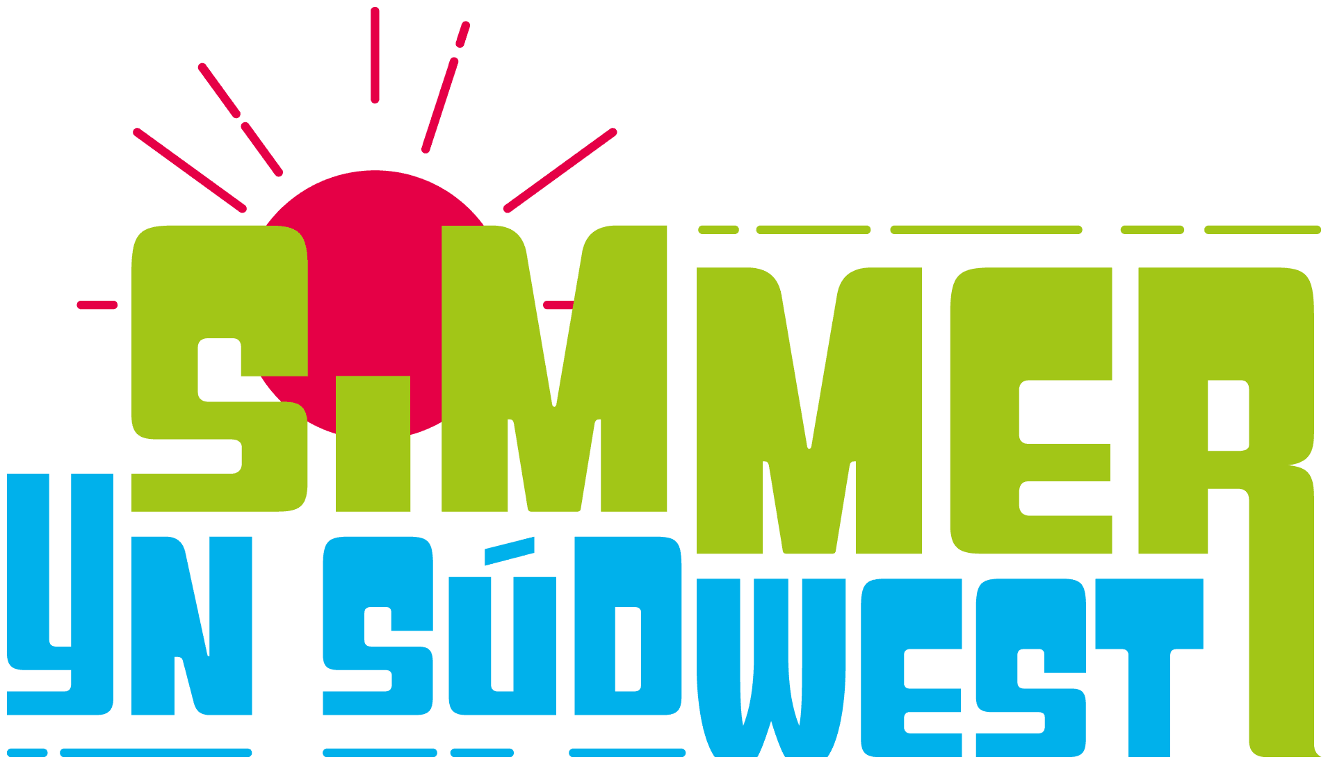 Simmer yn Sudwest logo